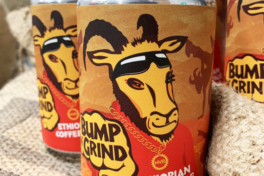 Bump and Grind. Nene Valley Brewery The Roastery. Coffee Infused American Pale Ale.