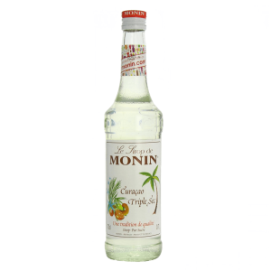 Monin Syrups - Orange Curacao 70cl