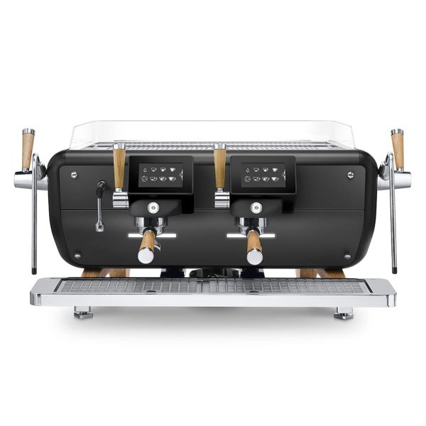 Astoria Storm Espresso Machine. 2 Group Black.