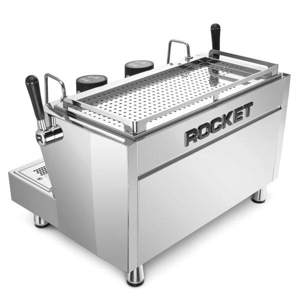Rocket RE Doppia 2 Group Commercial Espresso Machine