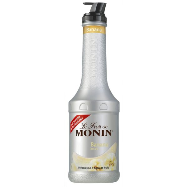 Monin Banana puree