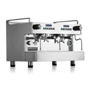 Rocket Boxer 2 Group Commercial Coffee Machine
