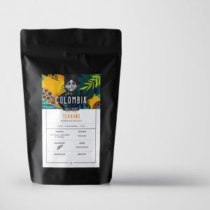 The Roastery Direct Trade - Colombia Terruno Organic Arabica Coffee