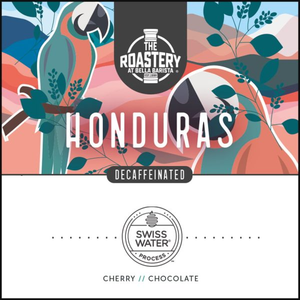 Honduras Capucas Swiss Water Decaf