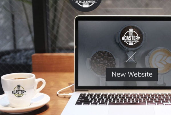 New Website for The Roastery